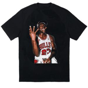 Michael Jordan 3Peat T-Shirt