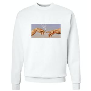 Sistine Chapel Vintage Sweatshirt