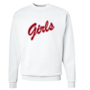 Girls Friends Vintage Sweatshirt