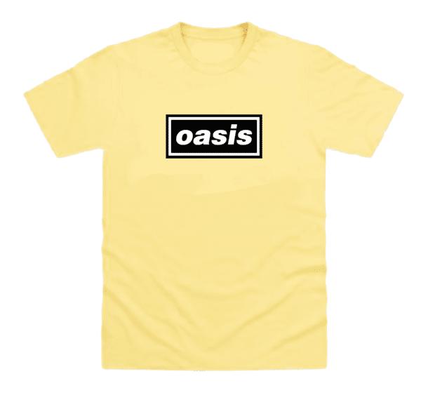 Oasis Vintage T-Shirt