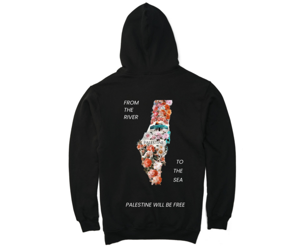 From The River -- Palestine Hoodie